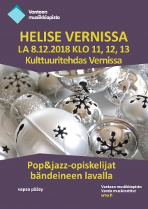 Helise Vernissa @ Vernissasali | Vantaa | Finland