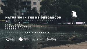 CulturaFest: Maturing in the Neighbourhood: performance (FIN/RUS) @ Tikkurilantie 36, Vantaa