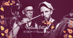 Kaamospelit: Vantaan Sottiisi @ Vernissasali   Vantaa   Finland