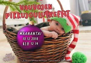 Vauvojen Pikkujoulutreffit @ Vernissasali   Vantaa   Finland