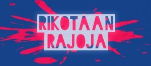 Rikotaan Rajoja: Paleface, MC Cepari, RRR etc. @ Vernissasali | Vantaa | Suomi