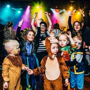 PERUTTU Koko perheen ilmainen pääsiäisdisco @ Vernissasali | Vantaa | Finland