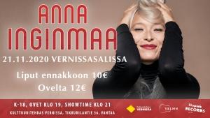 SIIRRETTY Anna Inginmaa @ Vernissasali | Vantaa | Finland