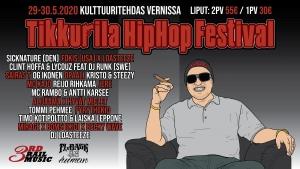 PERUTTU Tikkurila HipHop Festival @ Vernissasali | Vantaa | Suomi