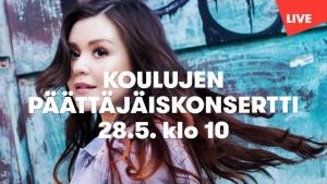 Koulujen päättäjäiskonsertti @ Livestream: Vantaa Kanava