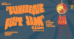 Funkbeque Feast Jam @ Kulttuuritehdas Vernissa | Vantaa | Suomi
